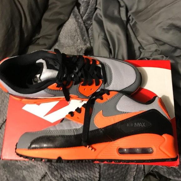 Nike Shoes | Boys Nike Air Max 9s Size